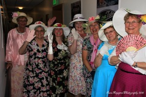 Concert 2016 Easter Parade ladies