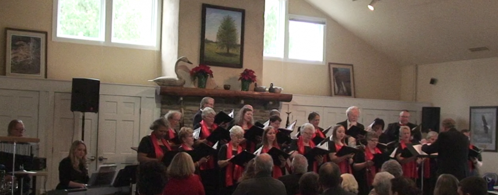 The Blue Ridge Chorale - December 4th Concert